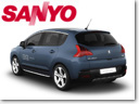 Sanyo-Peugeot-3008-Hybrid4