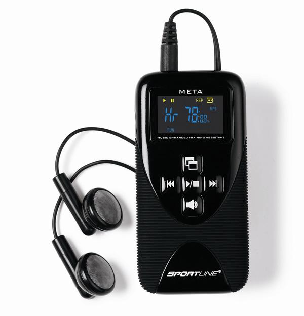 Sportline META MP3 training assistant