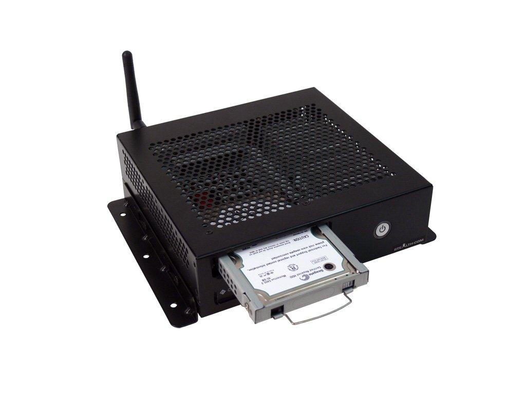 Stealth LPC-395F fanless Mini PC