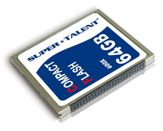 Super Talent 600x Compact Flash