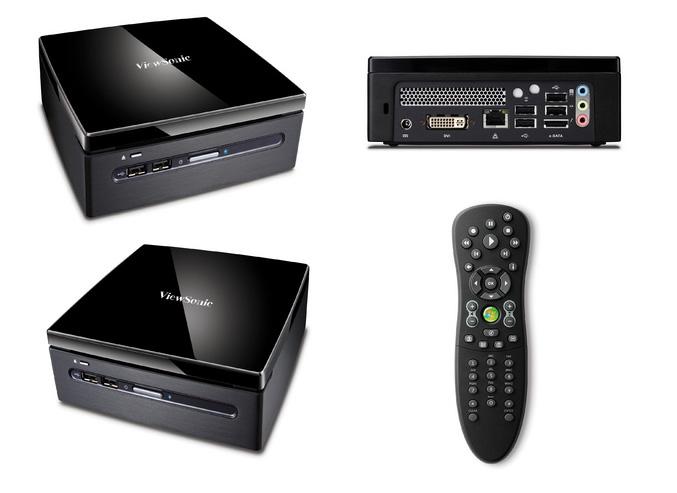 ViewSonic VOT530/550 PC mini