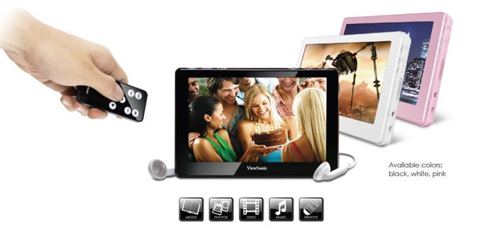 ViewSonic VPD400 MovieBook