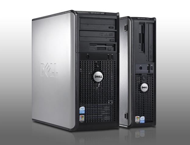 Dell OptiPlex 360 Desktops
