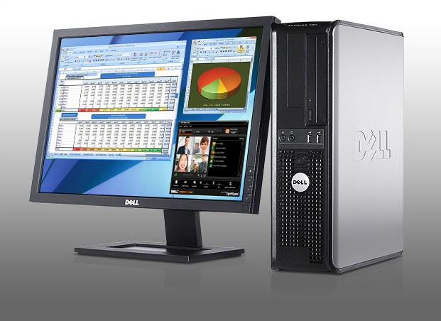 Dell Updates Optiplex Business Desktop