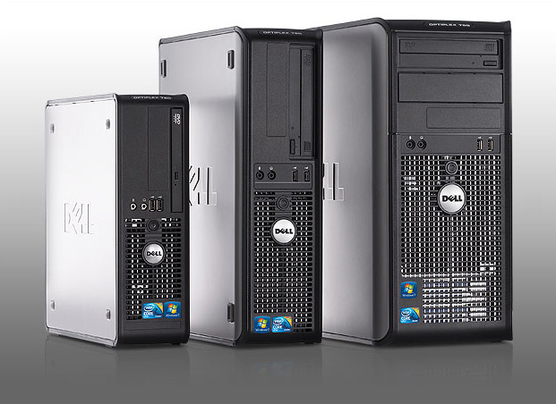 Dell OptiPlex 780 Desktops