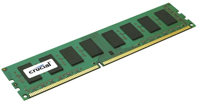 Lexar Crucial DDR3 1333MHz-(PC3-10600)