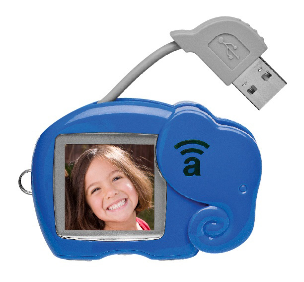 My Child ID device