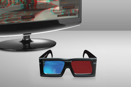 Nvidia 3D Vision Discover