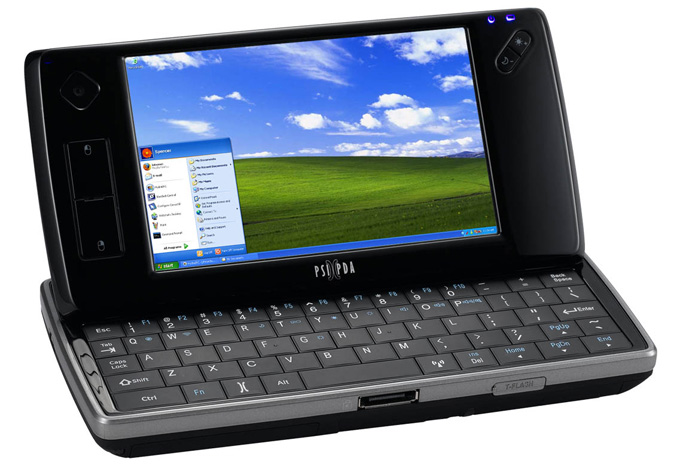 latest gadgets related to computer psixpda umpc 3g with win xp 22445