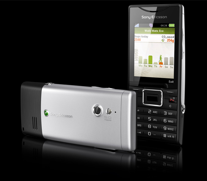 Sony Ericsson Elm metalblack