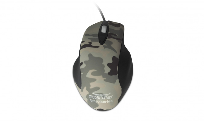Limited Edition Sudden Attack Ikari Laser Mouse