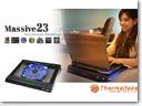 Thermaltake-Massive23-Series–Cool-Ergonomics-Elegant-Notebook-Coolers