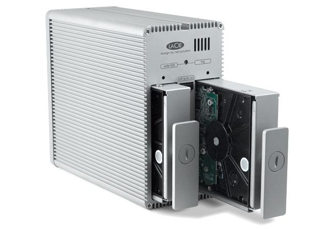 LaCie's 2Big USB 3.0, a dual-disk RAID
