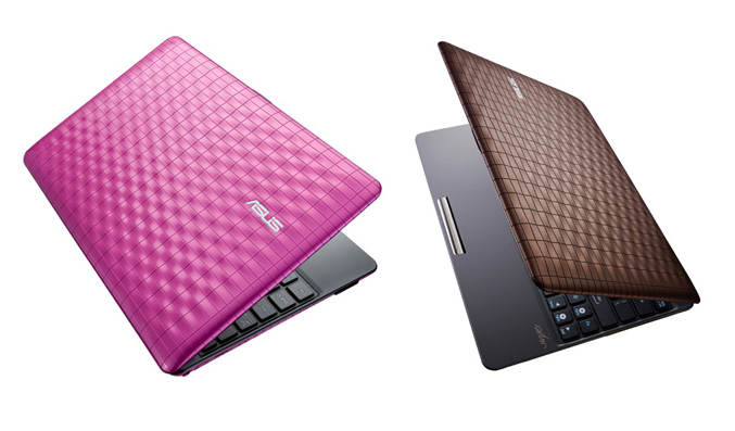 Asus Eee PC 1008P Karim Rashid Collection