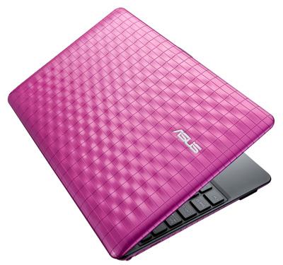 Asus Eee PC 1008P - Pink