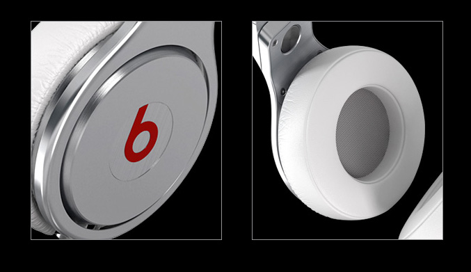 Beats by Dr. Dre Spin™ Professional Headphones
