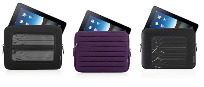 Belkin Sleeves for iPad