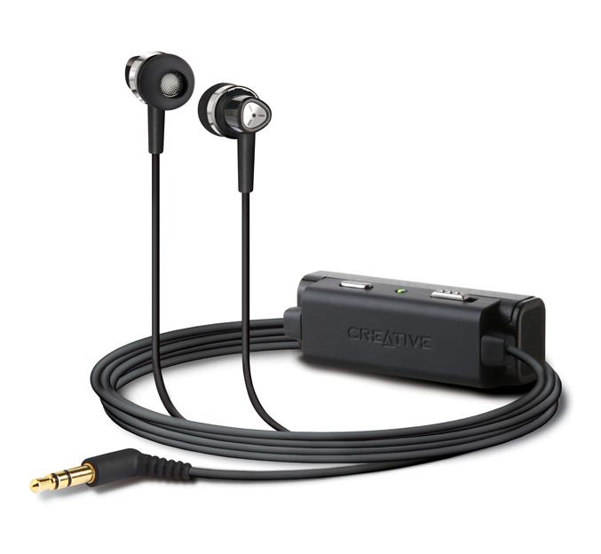 Creative EP-3NC Earphones