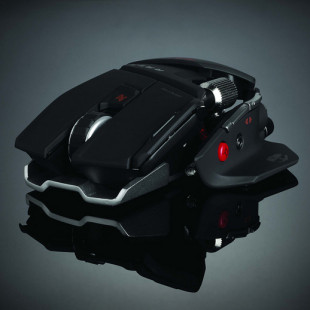 Mad Catz unveiled new Cyborg R.A.T line gaming mice