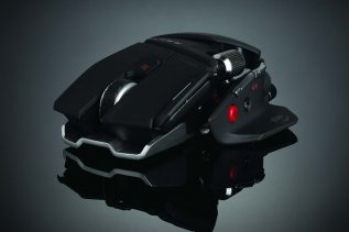MadCatz Cyborg R.A.T. Gaming Mice