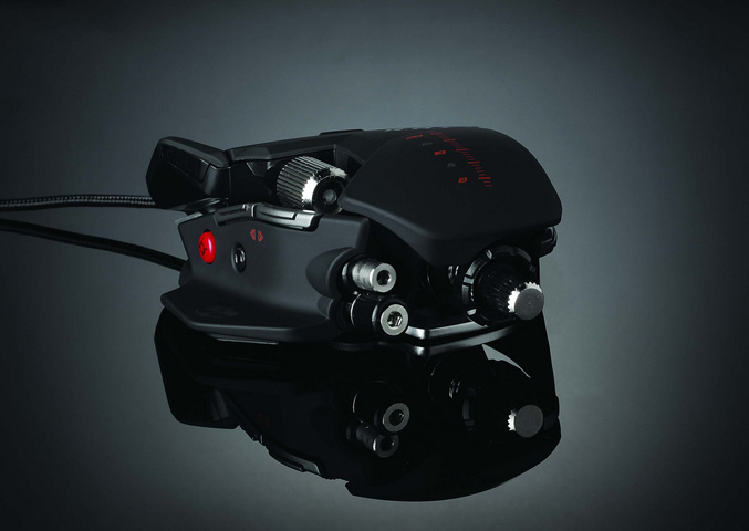 Cyborg R.A.T. Gaming Mice from MadCatz