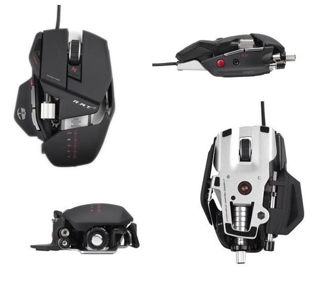 Cyborg R.A.T. Gaming Mice