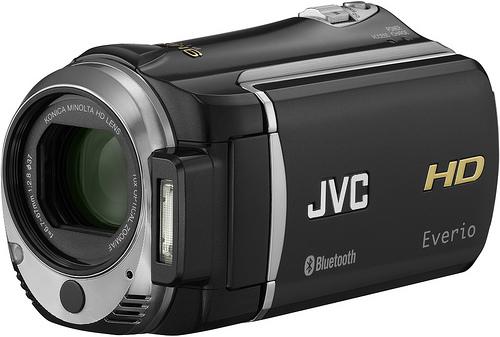 JVC Everio GZ-HM550