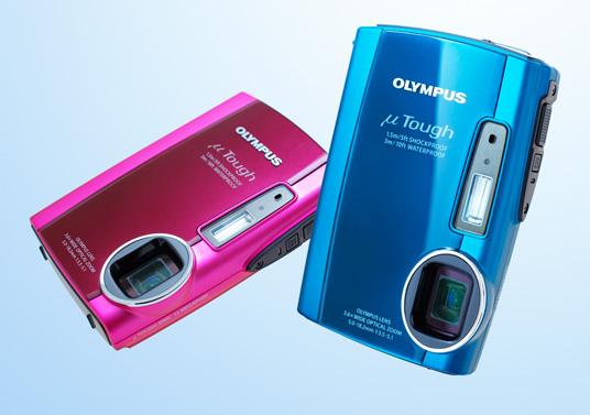 Olympus µTOUGH-3000
