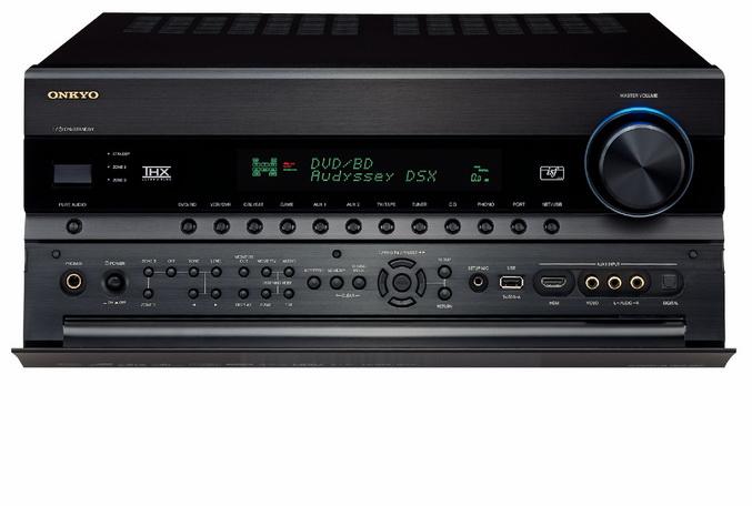 Onkyo PR-SC5507 9.2-Channel AV Network Controller