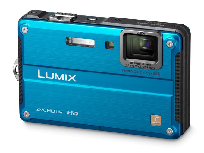 Panasonic LUMIX DMC-TS2