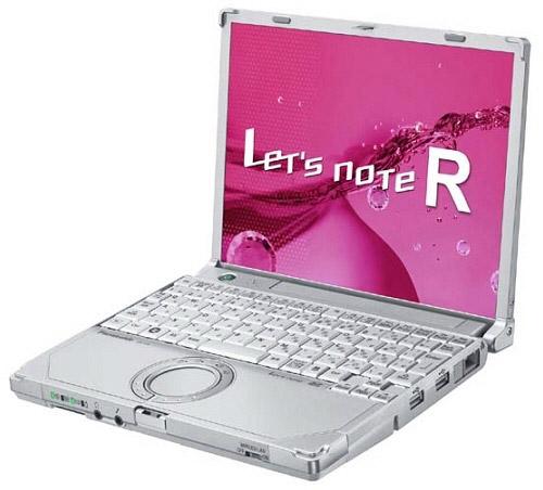 Panasonic Lets Note R9