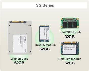 Toshiba SG series