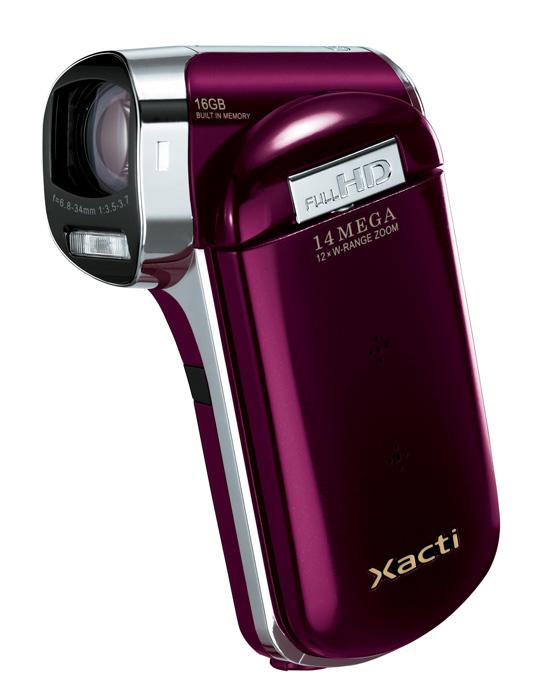 Sanyo Xacti DMX-CG110 Dual Camera