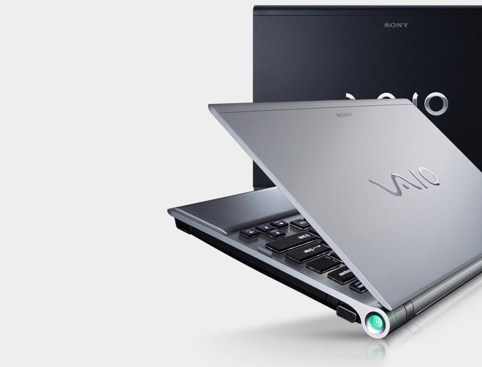 Sony Vaio Z series main