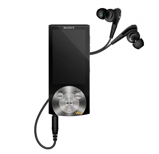 Sony WALKMAN A845 Video MP3 Player