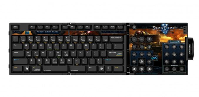 SteelSeries Zboard Limited Edition Keyset StarCraft II