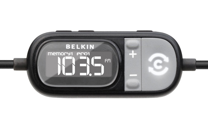 best iphone fm transmitter belkin launches tunecast auto live fm transmitter 13619