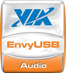 VIA Vinyl EnvyUSB 2.0 Audio Controller