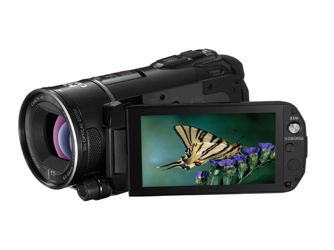 Canon VIXIA HFS 21
