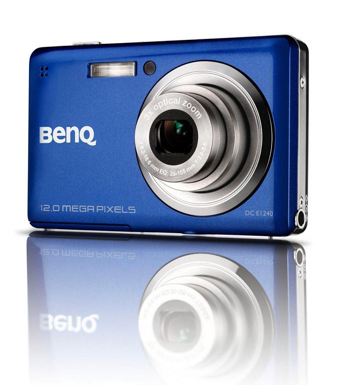 BenQ E1240 Digital Camera