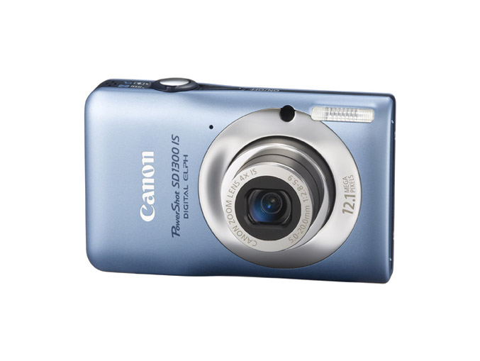Canon PowerShot SD1300 IS – Blue