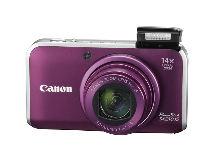 Canon Powershor SX210 IS