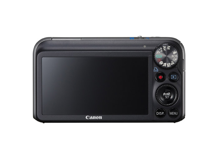Canon Powershot SX210 IS-back