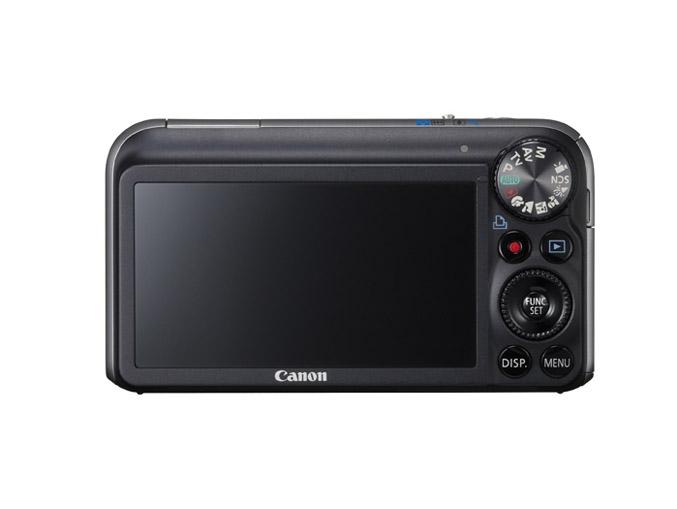 Canon Powershot SX210 IS-back