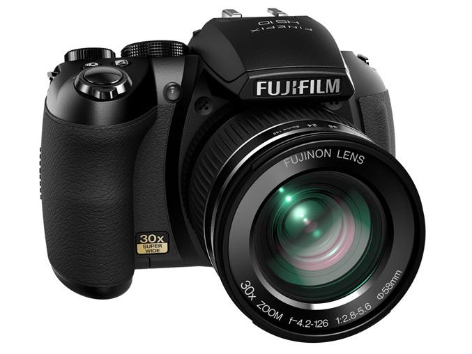 Fujifilm FinePix-HS10