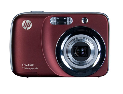 HP CW450t digital camera