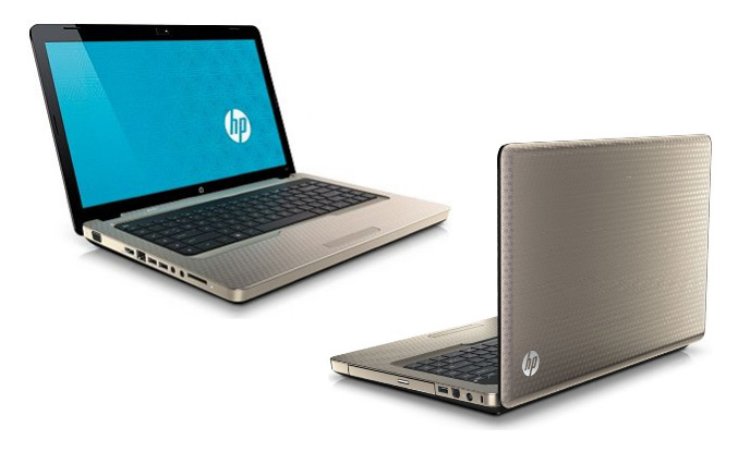 Hewlett-Packard G62T Notebook