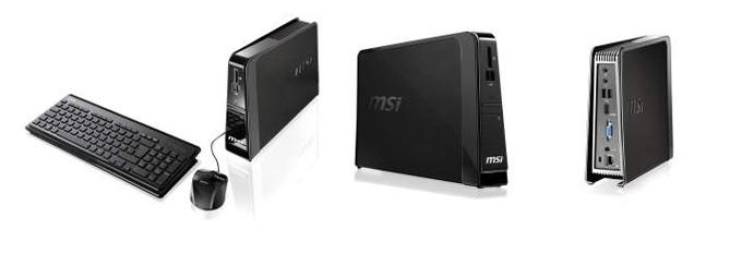 MSI Wind Box DE220/DC220DC220