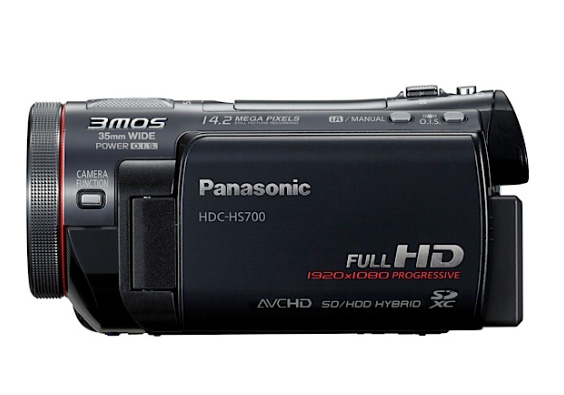 Panasonic-HDC-HS700