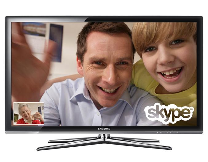 Samsung Skype